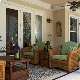 Photo Of Decorating Den Interiors Fruitland Park Fl United States Lanai Seating