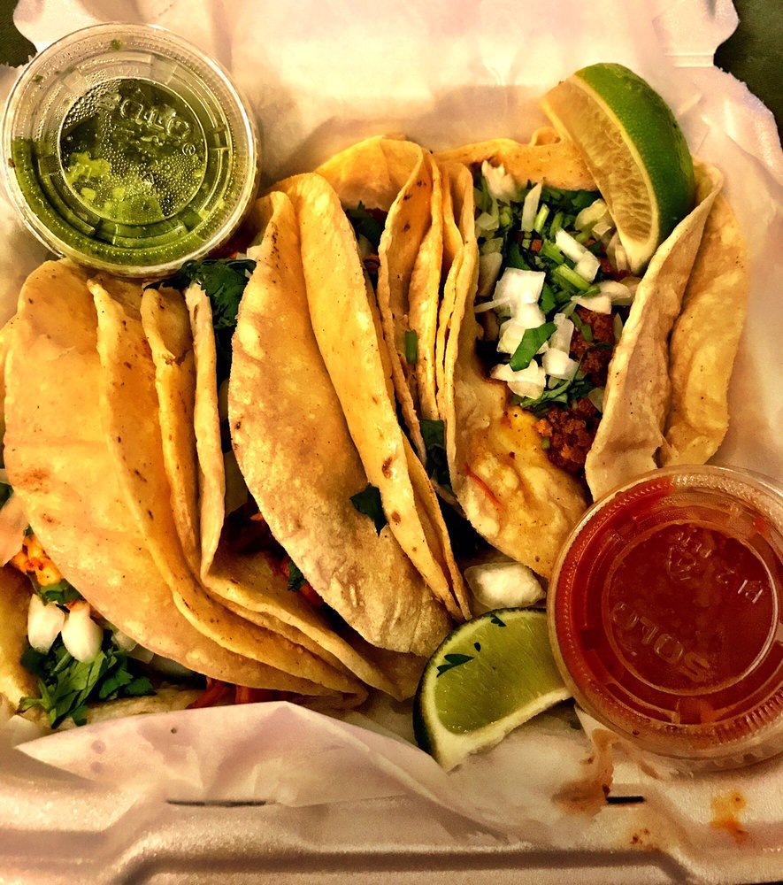 Tacos Mi rancho: 10319 Dale Mabry, Tampa, FL