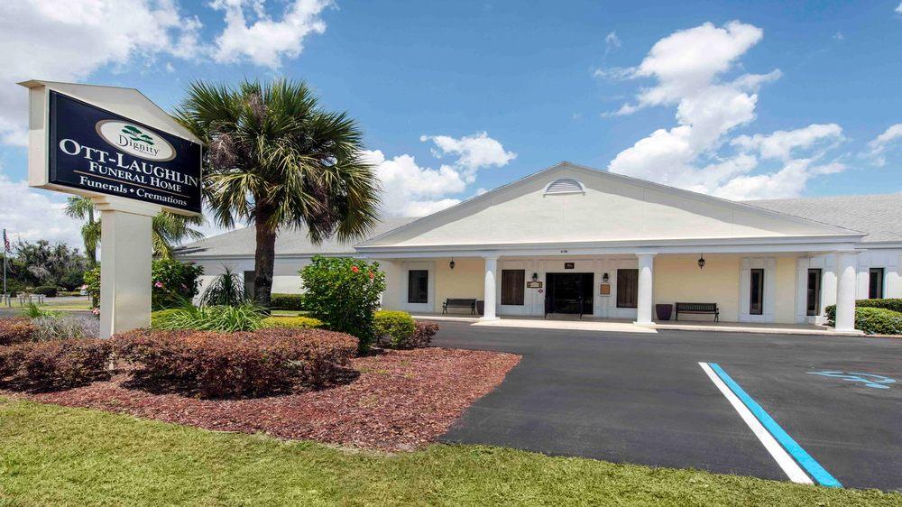 Ott-Laughlin Funeral Home & Glen Abbey Memorial Gardens: 2198 K-Ville Ave, Auburndale, FL