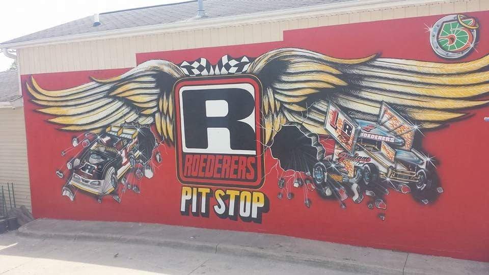 Roederer's Pit Stop: 1100 Chalfant St, Burlington, IA