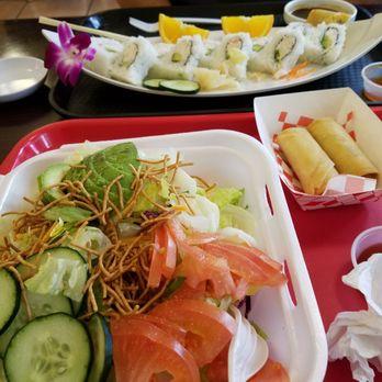 San Dimas Ca Japanese Restaurant