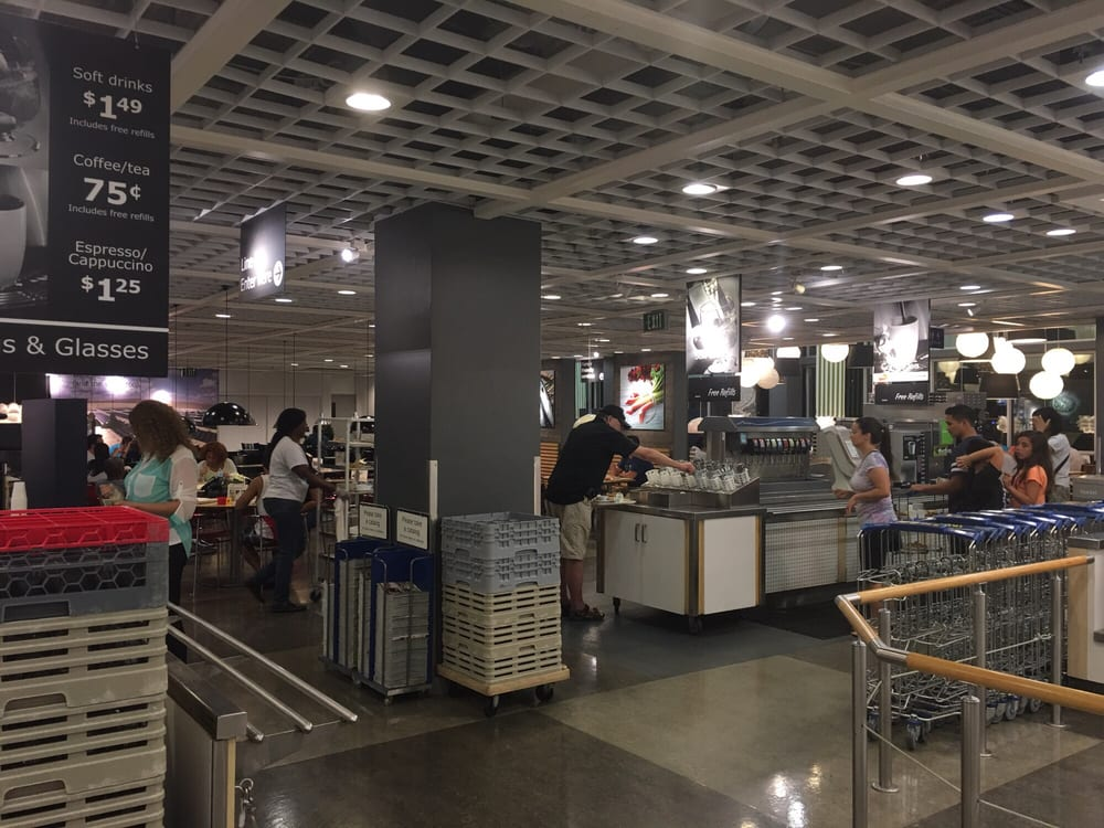 Restaurant and caf yelp for Restaurant ikea miami