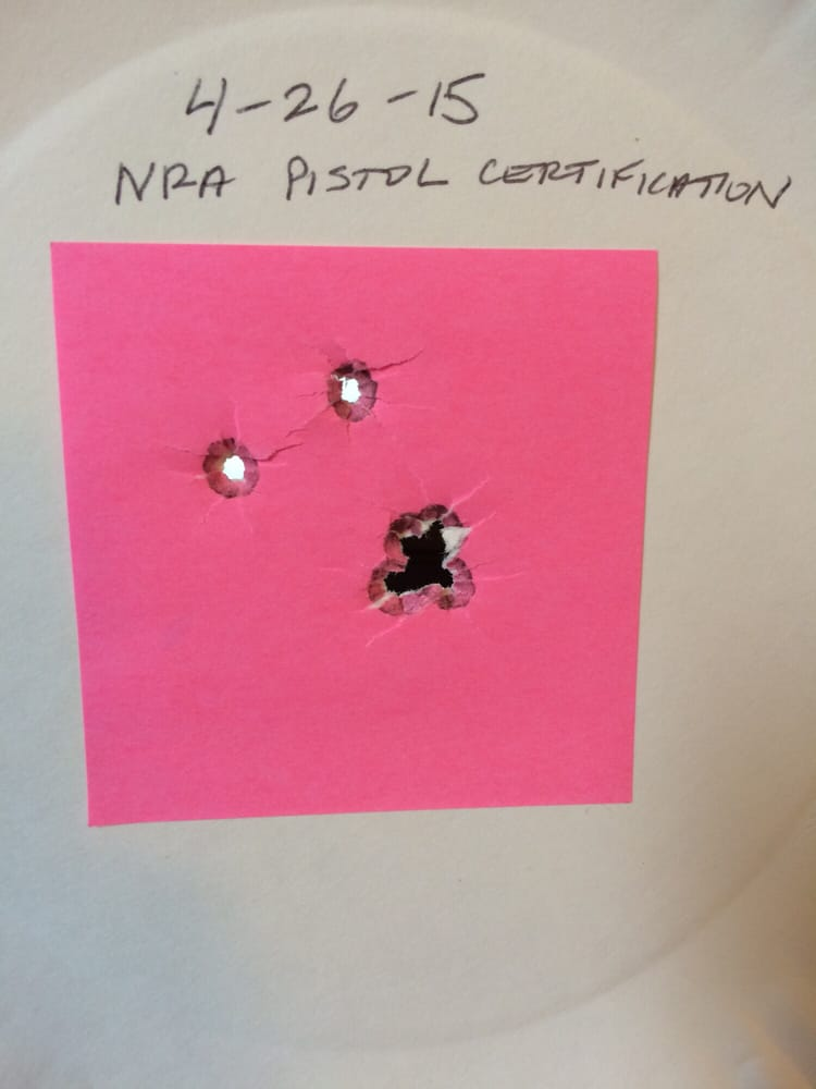 Karen Murray Nra Certified Pistol Instructor 16 Photos Gun