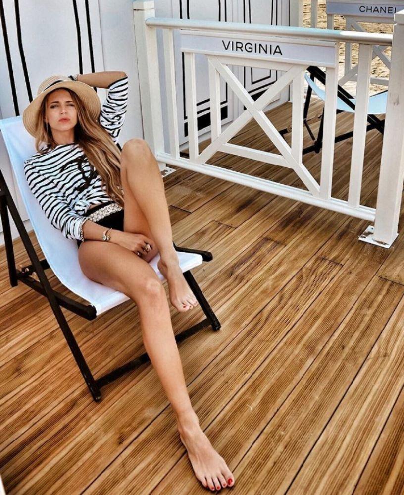 Summer 2018 Verginia Varinelli Photo Shoot Chanelofficila Chanel
