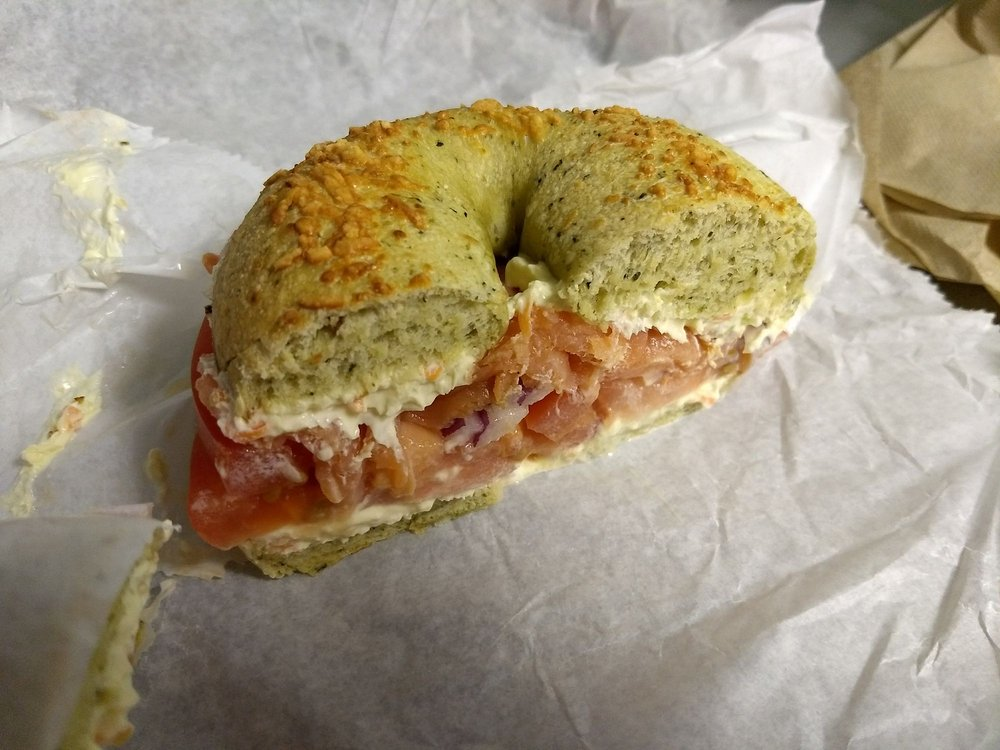 Lox Stock & Bagel: 1300 S Webster Ave, Green Bay, WI