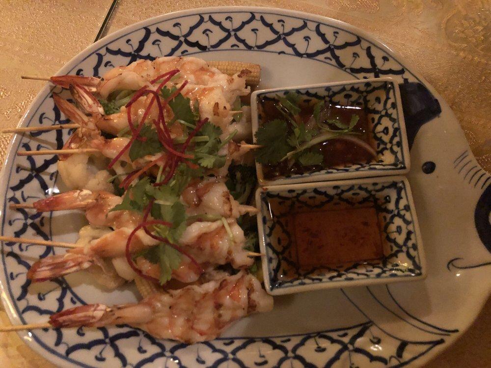 Food from Thai Garden