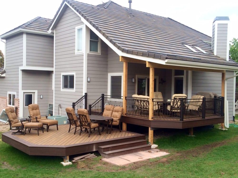 Add A Deck: 25560 Pleasant Park Rd, Conifer, CO