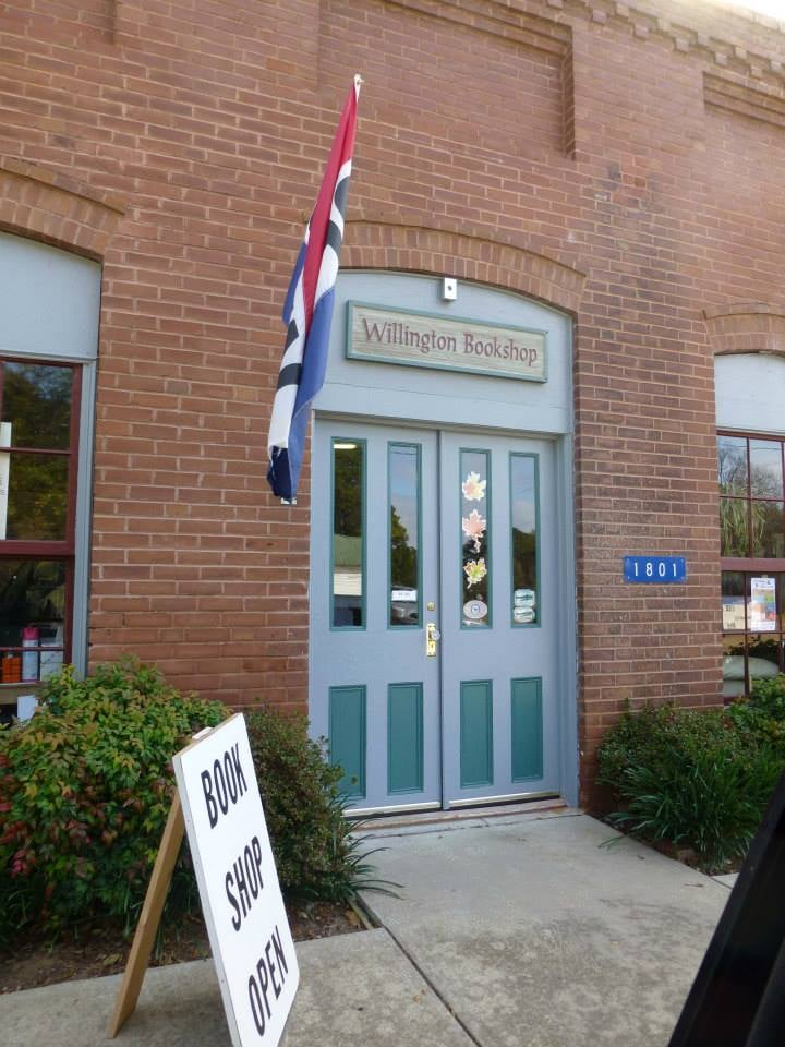Willington Book Shop: 1801 Morrah Bridge Rd, Mc Cormick, SC