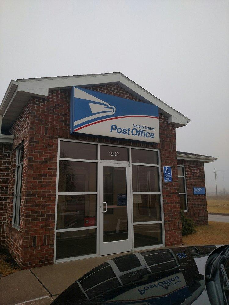 US Post Office: 1902 Oak St, Granger, IA