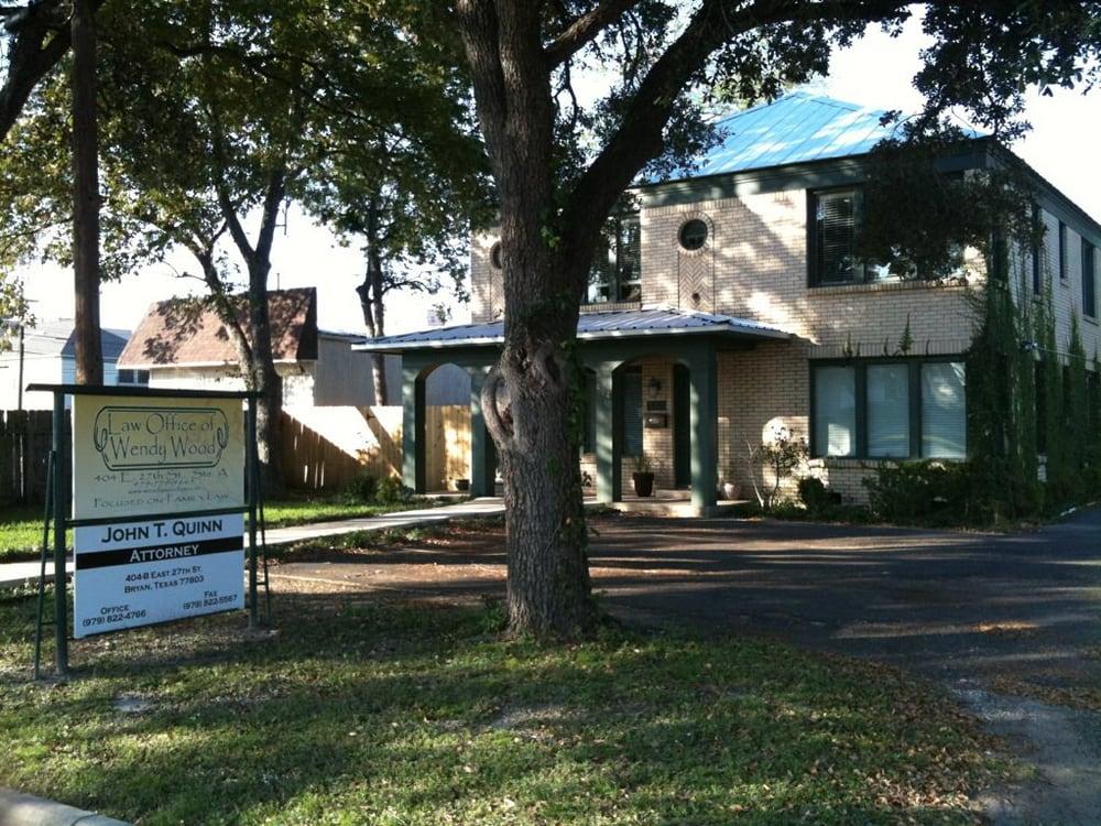 Quinn John T Attorney At Law: 404 E 27th St, Bryan, TX
