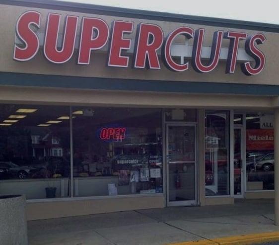 Supercuts: 506 E Lancaster Ave, Reading, PA