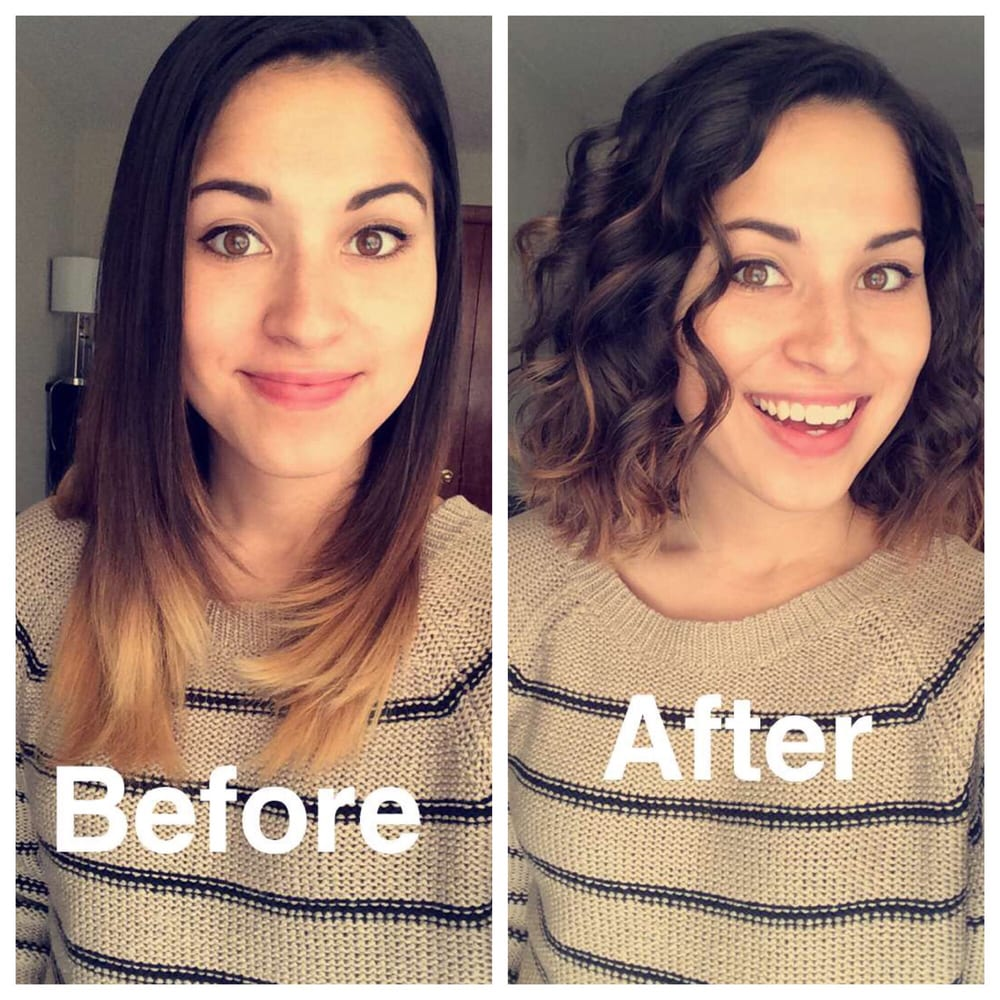 I Love My Long Bob Haircut And Styling By Chelsea Yelp