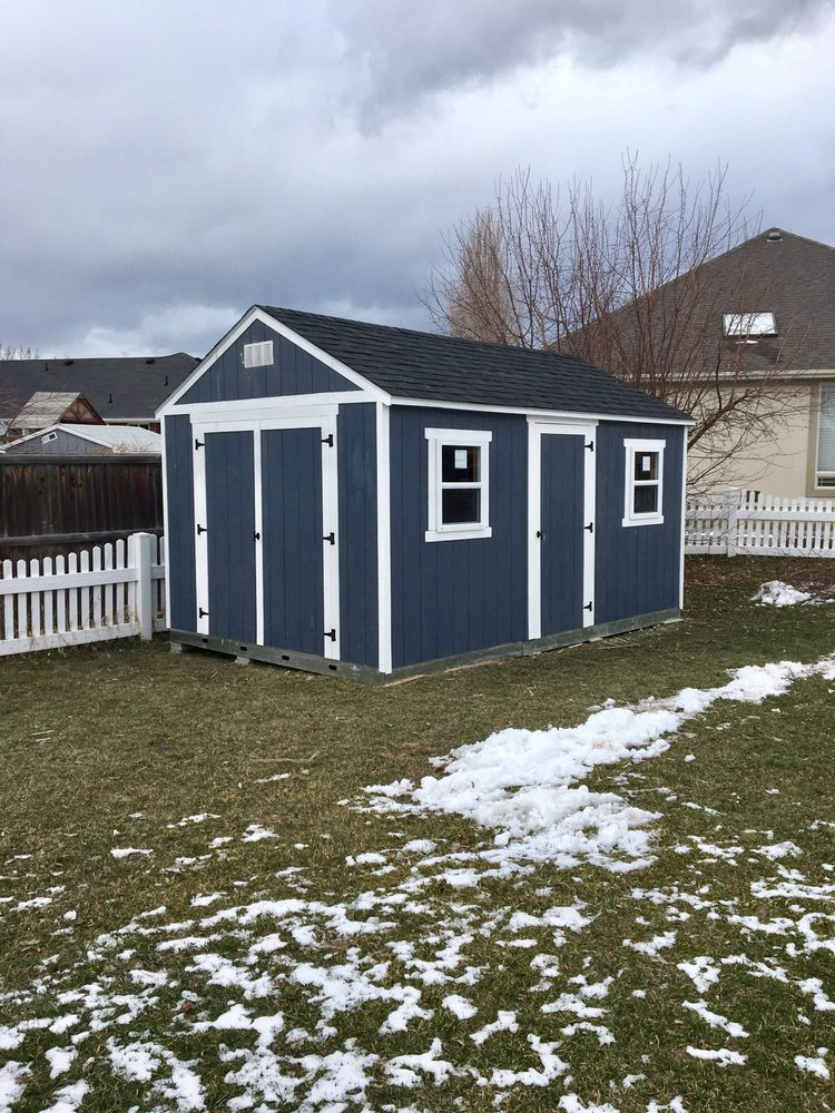 Top Shed: 3840 S 1200th W, Logan, UT