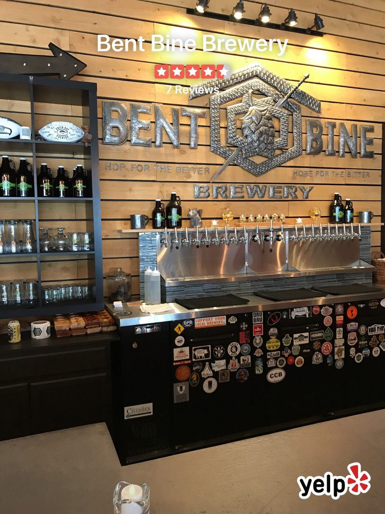Photo of Bent Bine Brewery: Belfair, WA
