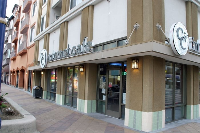 Internet Cafe In Long Beach Ca