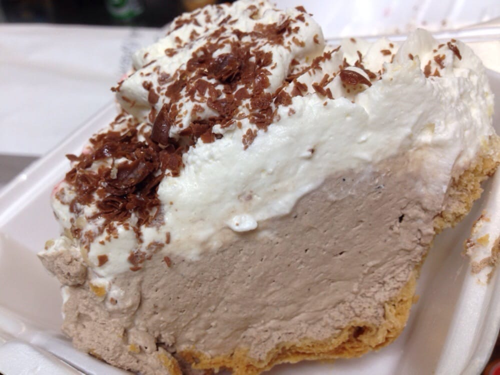 Banana Bavarian Cream Cake Recipe