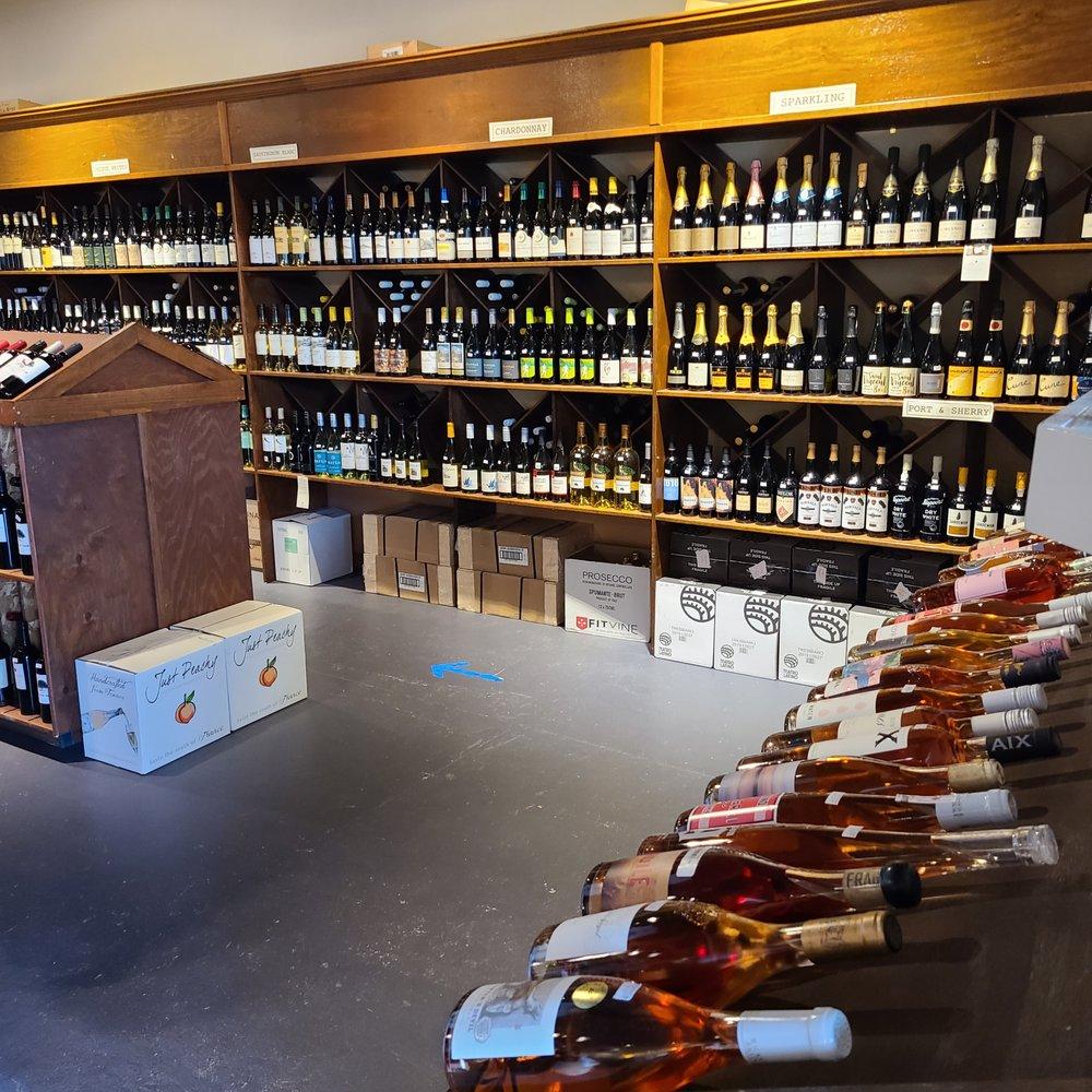 The Wine Cellar & Tasting Room: 241 NE Broad St, Southern Pines, NC
