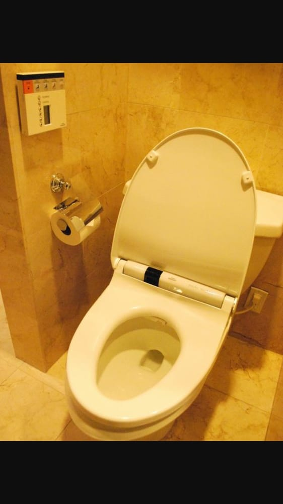 Toto Washlet Installation Have A Unique Item That Needs