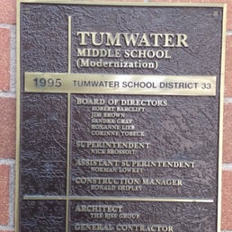 Tumwater Middle School - 13 Photos - Elementary Schools