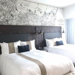 Photo Of Envision Hotel Boston Everett Ma United States Very