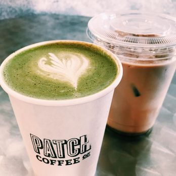 patch coffee