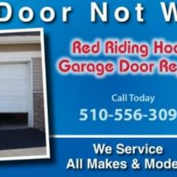 Exceptional Photo Of Red Riding Hood Garage Repair   Martinez, CA, United States