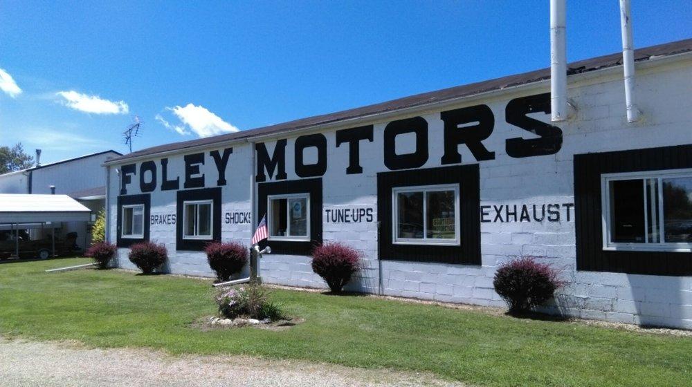 Foley Motors: 404 Jackson St, Henry, IL