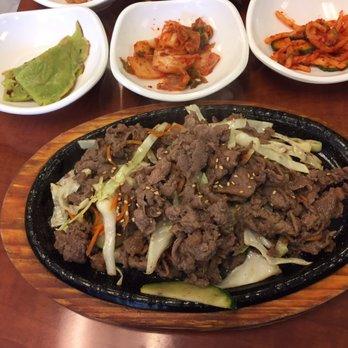 yummy korean food restaurant 170 photos 124 reviews. Black Bedroom Furniture Sets. Home Design Ideas
