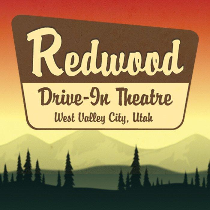 Redwood Drive-In Theatre: 3688 S Redwood Rd, West Valley, UT