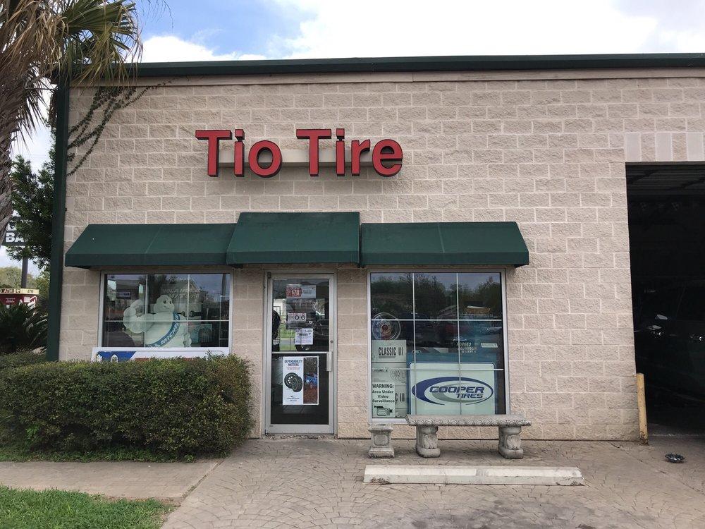 Tio Tire: 708 E Houston St, Beeville, TX