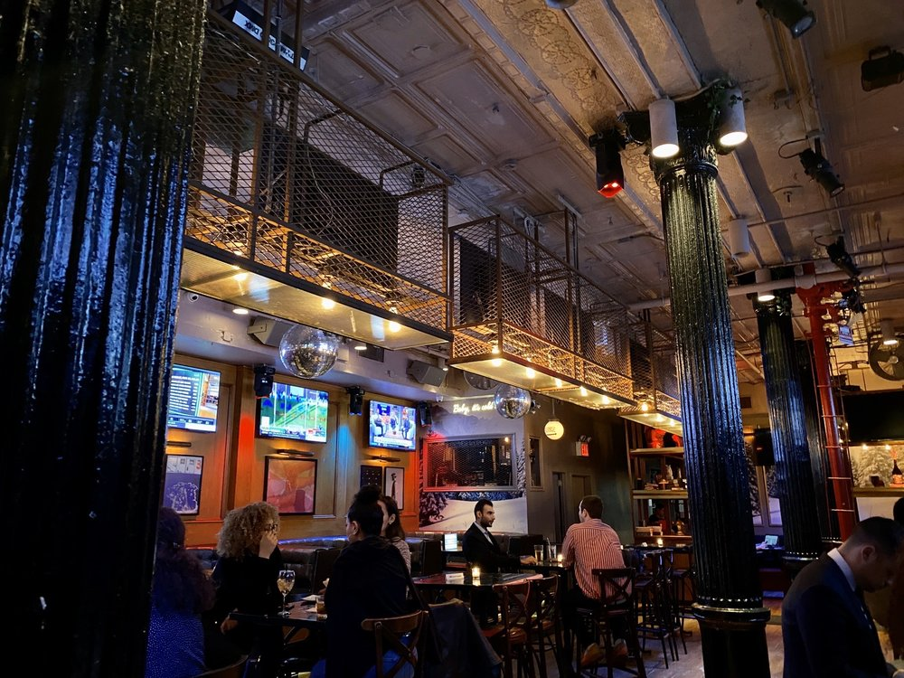 Bounce Sporting Club: 55 W 21st St, New York, NY