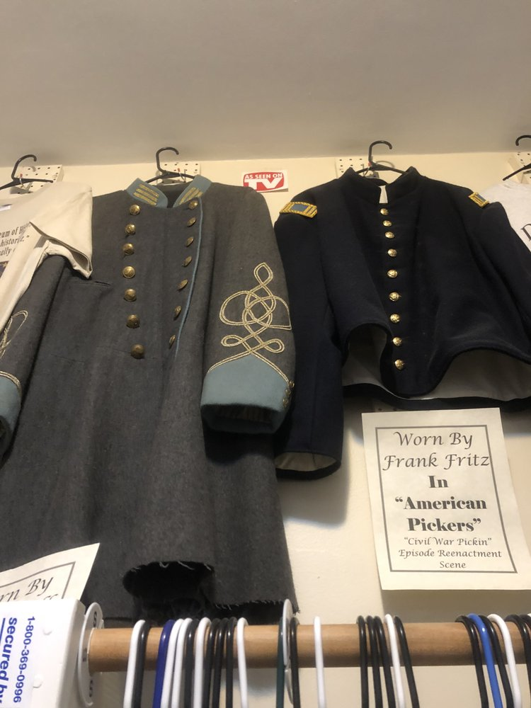 Social Spots from Gettysburg Museum of History
