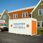 We Rent UHaul Photo Of Middletown Self Storage   Middletown, RI, United  States. Need Storage At