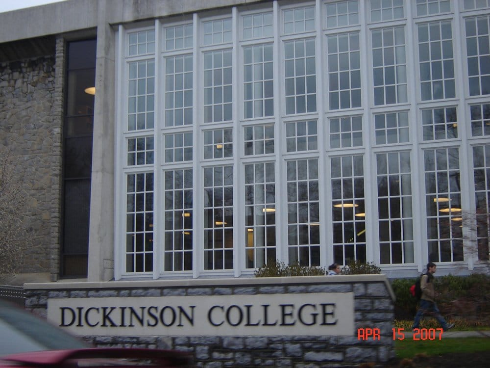 Dickinson College: 28 N College St, Carlisle, PA