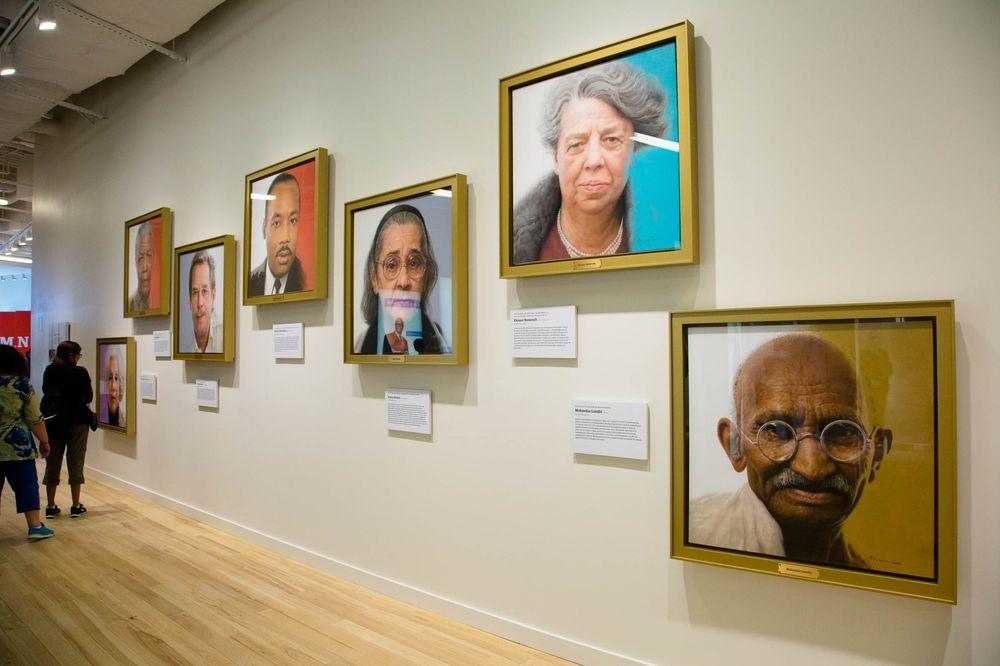 Center For Civil and Human Rights: 100 Ivan Allen Jr Blvd, Atlanta, GA