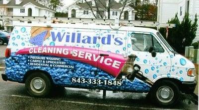 Willards Cleaning Service: 4265 Villa Dr, Little River, SC
