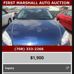 First Marshall Auto Auction - 14 Reviews - Car Auctions - 398 E ...