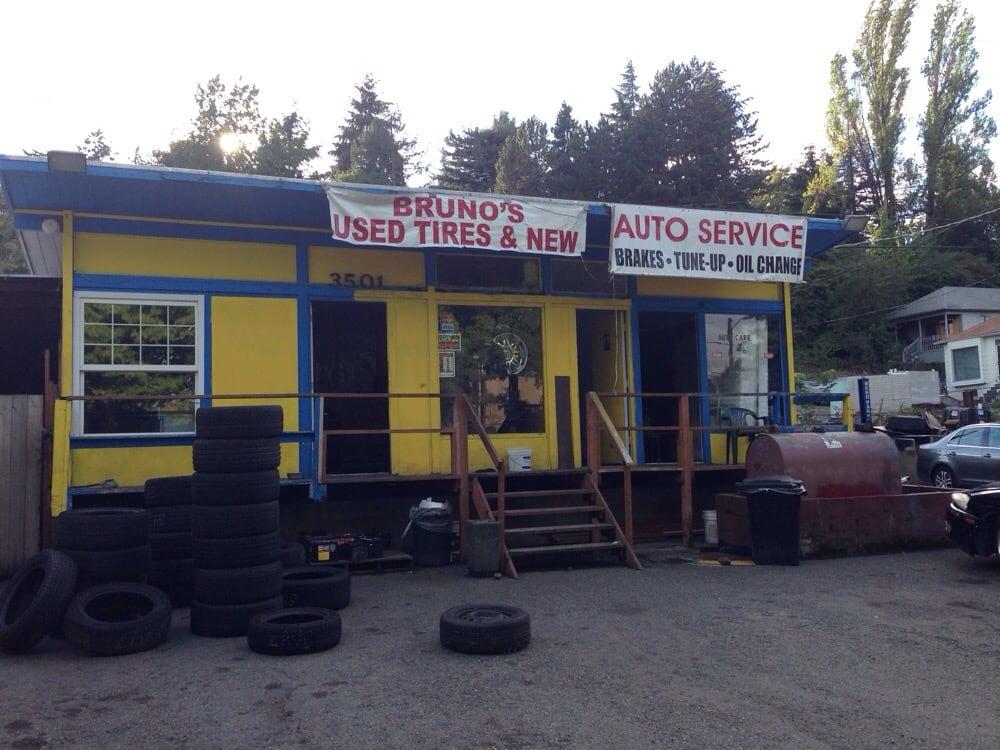 Firestone Tires Near Me >> Bruno's Used Tires - Tires - 3501 Rainier Ave S, Columbia ...