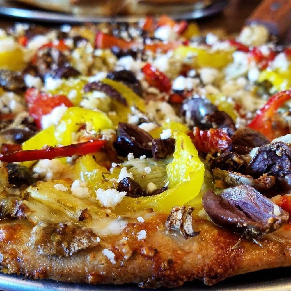 Hideaway Pizza: 100 SW Frank Phillips Blvd, Bartlesville, OK