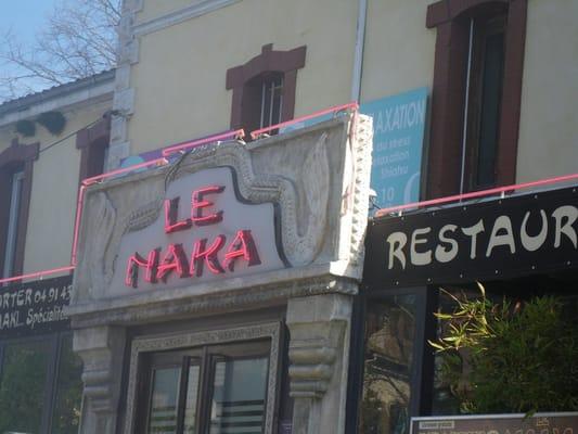 le naka ii closed japanese 207 route des trois lucs la valentine marseille france. Black Bedroom Furniture Sets. Home Design Ideas