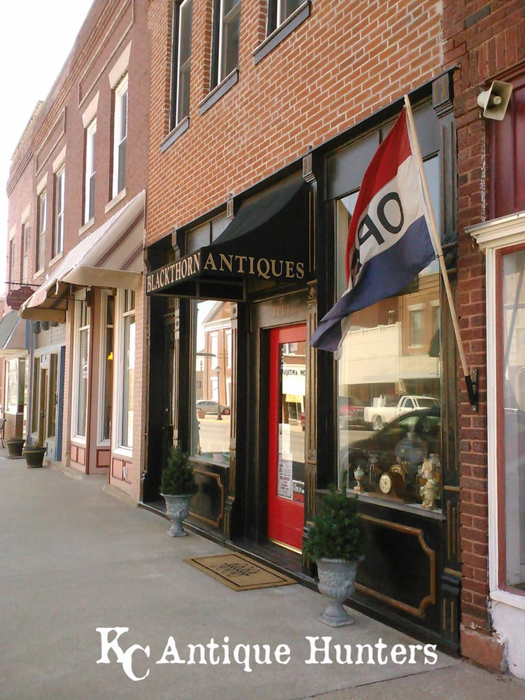 Blackthorn Trading Company: 1115 Main St, Lexington, MO