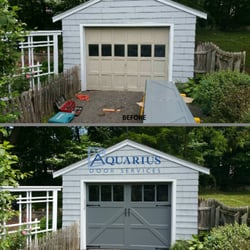 Superbe Photo Of Aquarius Door Services   Wyckoff, NJ, United States. Before And