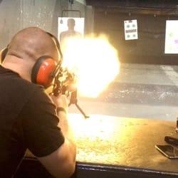 Shooting range in rancho cucamonga