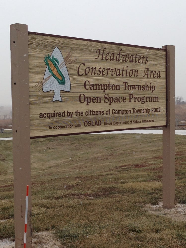 Headwaters Park: 43W535 Beith Rd, Elburn, IL
