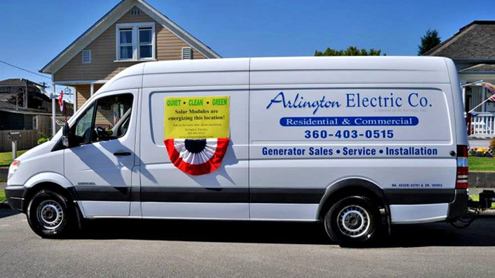 Arlington Electric  & Solar: 13310 240th St NE, Arlington, WA