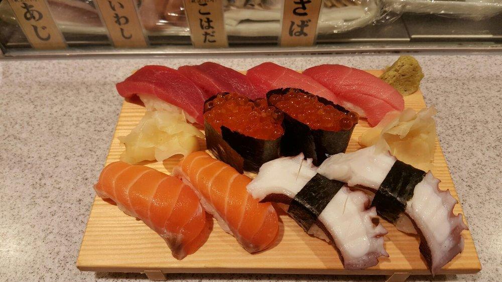 Tsukiji Sushi Nagomi GRANSTA Marunouchi