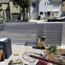 Photo Of Green Garage Door U0026 Gate Repair   Van Nuys, CA, United States