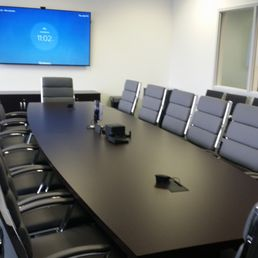 Photo Of Systems Furniture   Saint Paul, MN, United States. This Custom  Conference