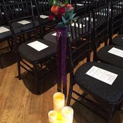 Photo Of Stylish Blooms   Bristol, CT, United States. Ceremony Decor