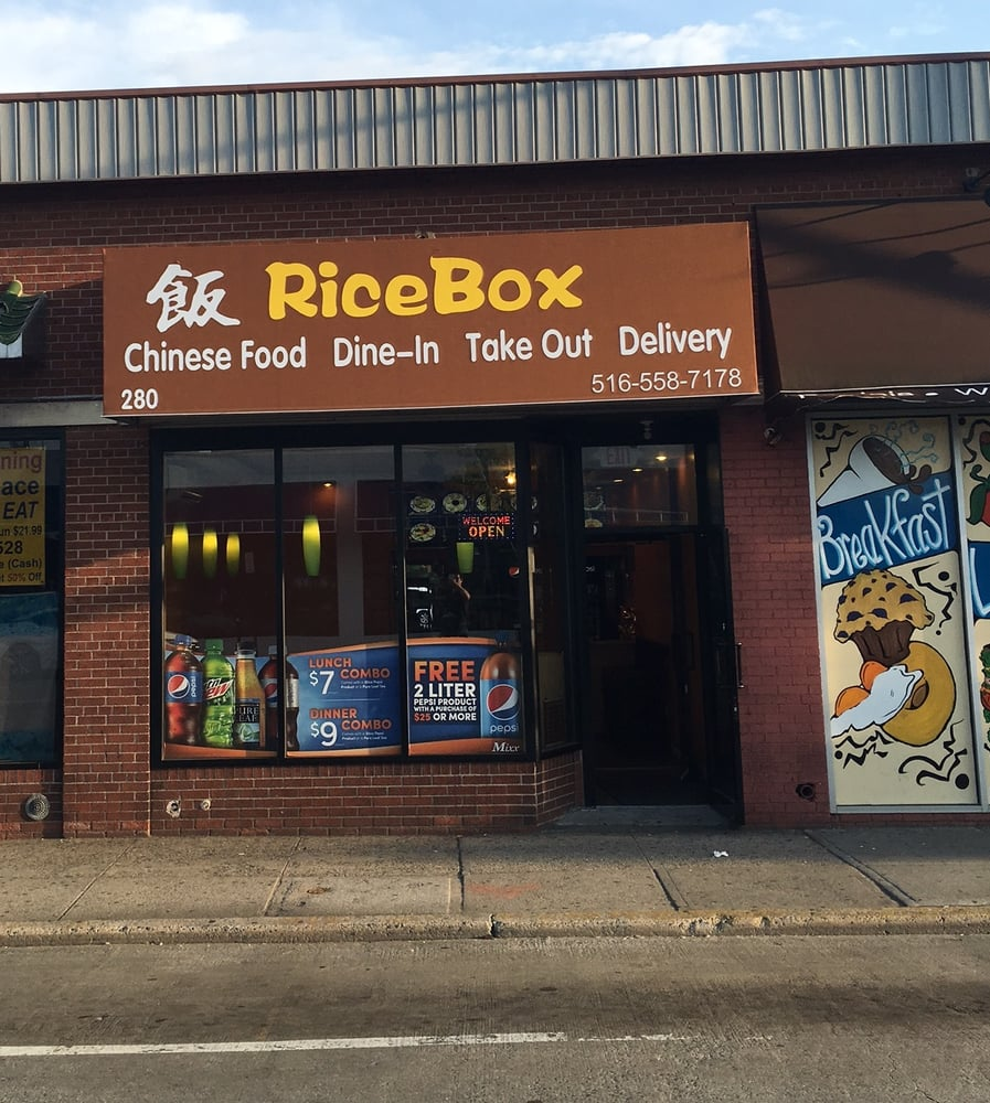 Chinese Restsurant: Mixx Chinese & American Restaurant